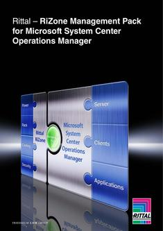 RiZone Management Pack for Microsoft System Center Operations Manager 2010