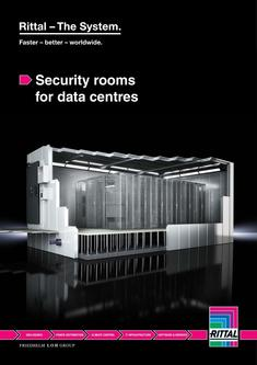 Security rooms for data centres 2013
