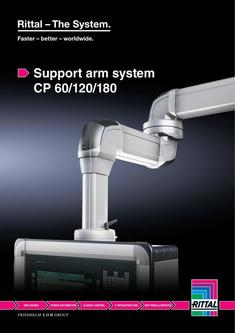 Support arm system CP 60/120/180 2013