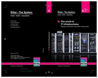 The world of IT infrastructures 2014
