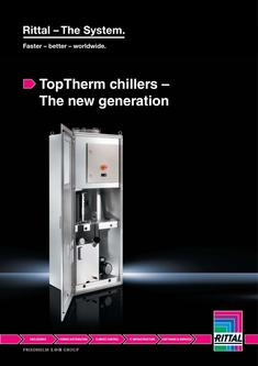 TopTherm chillers – The new generation 2012