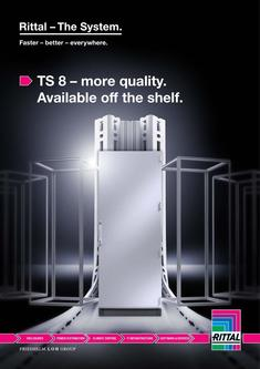 TS 8 – more safety. Available off the shelf 2015