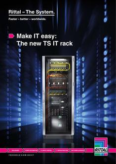 TS IT rack 2012