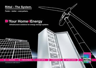 Your Home4Energy - Infrastructure solutions for energy storage systems 2015