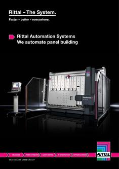 ittal Automation Systems - We automate panel building 2017