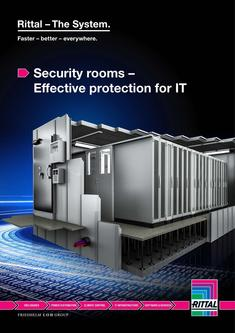 Security rooms for data centres 2017