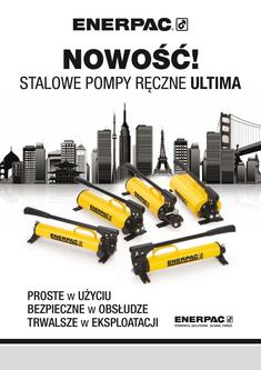 P-Series, ULTIMA Steel Hand Pump 2011 (Polish)