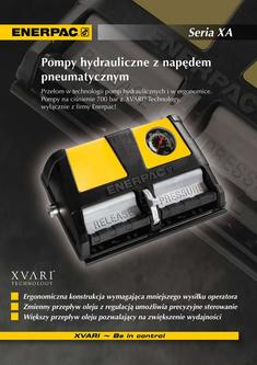 XA-Series, Air Driven Foot Pump 2012 (Polish)