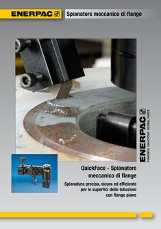 FF-Series, Mechanical Flange Face Tool 2012 (Italian)