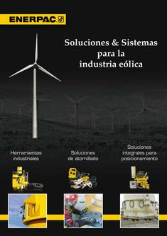 Solutions & Systems for Wind Power Industry 2012 (Spanish)