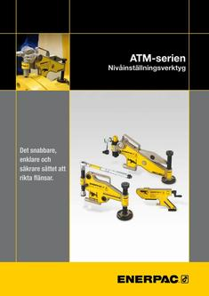 ATM-Series, Flange Alignment Tools 2013 (Swedish)