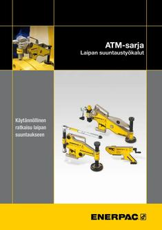 ATM-Series, Flange Alignment Tools 2013 (Finnish)