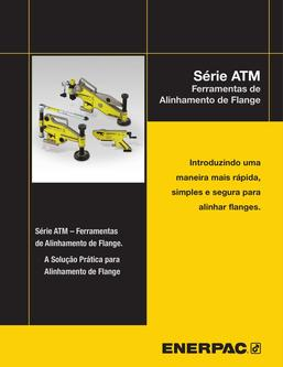 ATM-Series, Flange Alignment Tools 2013 (Portuguese)