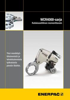WCR-Series, Roller Cassette Torque Wrench 2013 (Finnish)