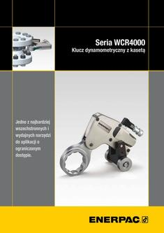 WCR-Series, Roller Cassette Torque Wrench 2013 (Polish)