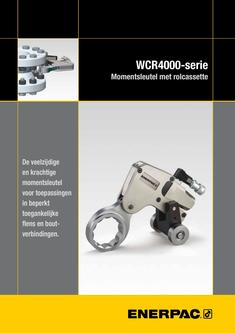 WCR-Series, Roller Cassette Torque Wrench 2013 (Dutch)