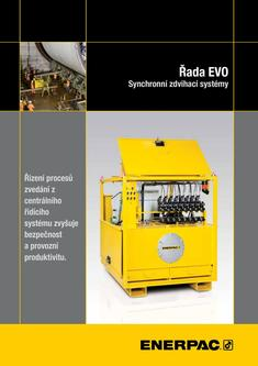 EVO-Series, Synchronous Lifting System 2014 (Czech)