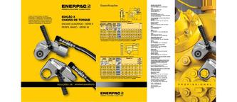 S- & W-Series, X-Edition Hydraulic Torque Wrenches (Commercial) 2015 (Brazilian)