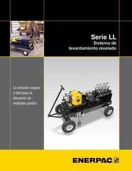 LL-Series, Level Lift System (Technical) 2015 (Spanish)