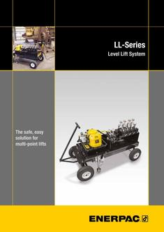 LL-Series, Level Lift System (Technical) 2015 (GB)