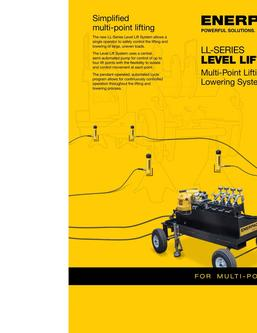 LL-Series, Level Lift System (Commercial) 2015 (US)