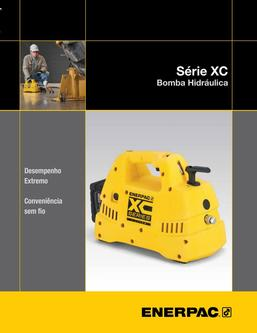 XC-Series, Cordless Hydraulic Pump 2016 (Brazilian)