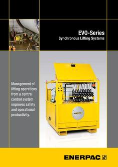 EVO-Series, Synchronous Lifting Systems (Standard and Basic) 2016 (GB)