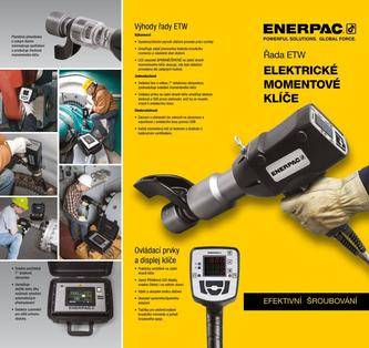 ETW-Series, Electric Torque Wrenches (Commercial) 2016 (Czech)