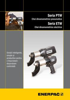 PTW-, ETW-Series, Torque Wrenches (Technical) 2016 (Romanian)