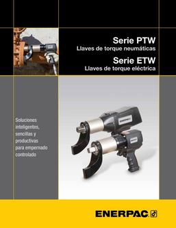 PTW-, ETW-Series, Torque Wrenches (Technical) 2016 (Spanish)
