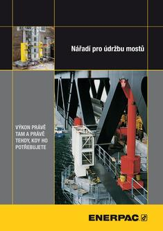 Tools for Bridge Maintenance 2016 (Czech)