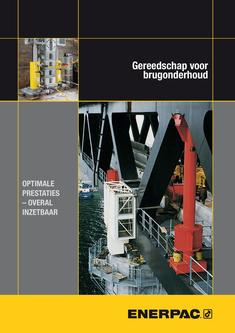 Tools for Bridge Maintenance 2016 (Dutch)