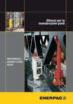 Tools for Bridge Maintenance 2016 (Italian)