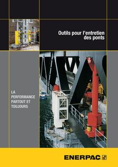 Tools for Bridge Maintenance 2016 (French)