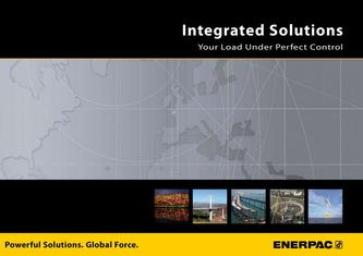 Integrated Solutions Capabilities Booklet 2013 (Korean)