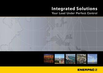 Integrated Solutions Capabilities Booklet 2013 (Portuguese)