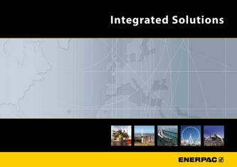 Integrated Solutions Capabilities Booklet 2014 (Spanish)