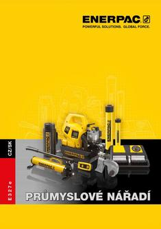 E327e Industrial Tools - Europe 2015 (Czech)