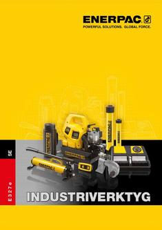 E327e Industrial Tools - Europe 2015 (Swedish)