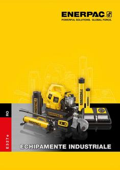E327e Industrial Tools - Europe 2015 (Romanian)