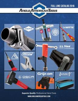 Anglo American Tools Full Line 2016