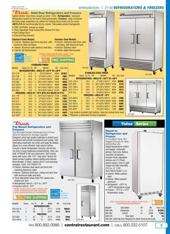 Refrigerators & Freezers 2016