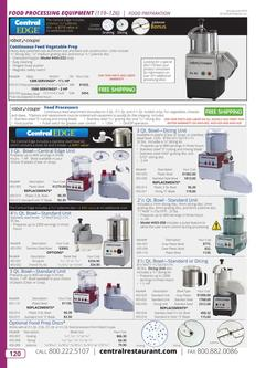 Food Processing Equipment 2019