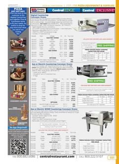 Pizza Equipment & Supplies 2019