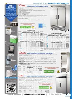 Refrigerators & Freezers 2019
