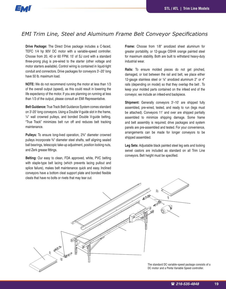 Page 20 Of Conveyor Automation Systems 2016 Belt Wiring Diagram P 148