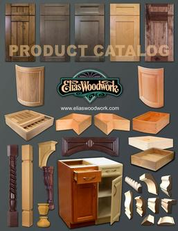 Woodwork Product Catalog 2017