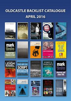 Backlist April 2016