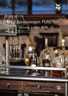 WMF Serving trolleys PURE 2016