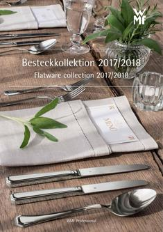WMF Flatware collection 2017/2018
